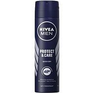 NIVEA MEN Protect & Care 150 ml - Pánský antiperspirant
