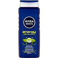 NIVEA MEN Energy Shower Gel 500 ml - Pánský sprchový gel