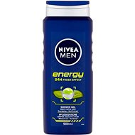 NIVEA MEN Energy Shower Gel - Pánský sprchový gel