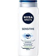 NIVEA Men Sensitive 500 ml - Pánský sprchový gel