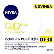 NIVEA VISAGE Denní krém Q10 Plus OF30 50 ml - Pleťový krém