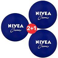 NIVEA Creme 400 ml 2+1