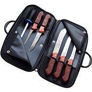 KDS kabela s ŘN dřevo Bubinga - Sada nožů