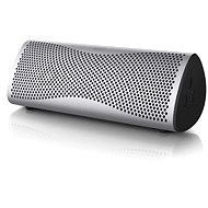 KEF MUO Light Silver - Bluetooth reproduktor