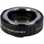 Kenko 1,4x MC4 DGX Nikon AF - telekonvertor
