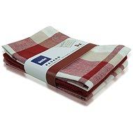 Kela Kuchyňská utěrka 3 ks PASADO červená KL-15963 - Kuchyňské utěrky