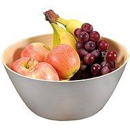 Kesper Miska na ovoce a saláty hnědá 25x25cm