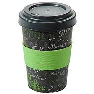 Kesper Kelímek bambusový na kávu 400ml FRESH COFFEE - Termohrnek