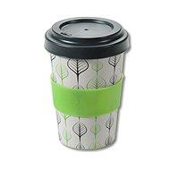 Kesper Kelímek bambusový na kávu 400ml LEAVES - Termohrnek