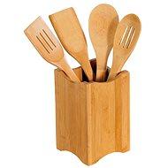 Kesper Set kuchyňského náčiní 5ks bambus - Kuchyňské náčiní