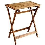 Kesper Grilovací stolek z akátového dřeva - Servírovací stolek