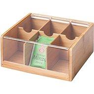 Kesper Úložný box na čaj s víkem - Úložný box