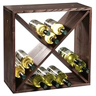 Kesper Wine Rack from Pine 50 x 50 x 25cm - Wine rack