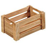 Kesper Dřevěná bedýnka - Úložný box