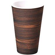 Kesper s dekorem tmavého dřeva, 400 ml
