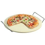 Kesper Kámen na pizzu s rukojetí, průměr 33 cm - Krájecí deska