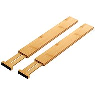 Kesper Rozdělovač zásuvky 2 ks, bambus - Organizér