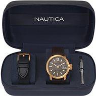 NAUTICA NAPSYD013 - Dárková sada hodinek cda293b7fe