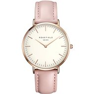 ROSEFIELD The Bowery White Pink Rosegold - Women's Watch