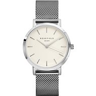 ROSEFIELD The Mercer White Silver - Women's Watch