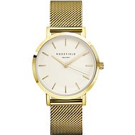 ROSEFIELD The Mercer White Gold - Women's Watch