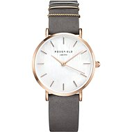 ROSEFIELD The West Village Elephant Gray Rosegold - Women's Watch