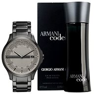 ARMANI EXCHANGE AX2194 + GIORGIO ARMANI Code EdT 75 ml - Sada