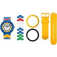 LEGO Watch Fan Club Blue/Yellow 9008023 - Hodinky