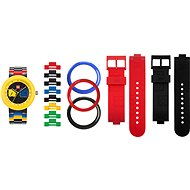 LEGO Watch Two by Two Black/Yellow 9008030 - Hodinky