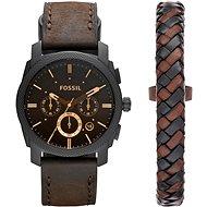 FOSSIL MACHINE FS5251SET - Pánské hodinky