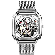 XIAOMI Ciga Watch Square Skeleton Silver Moon - Hodinky