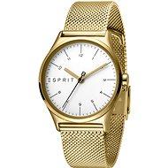 ESPRIT Essential Silver Gold Mesh 3290 - Dámské hodinky