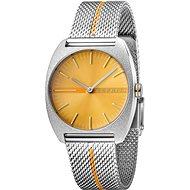 ESPRIT Spectrum Orange Stripe Mesh 2990 - Dámské hodinky