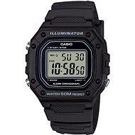 CASIO W 218H-1A             - Pánské hodinky