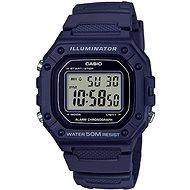 CASIO W 218H-2A             - Pánské hodinky