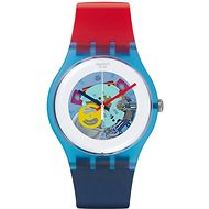 SWATCH model Color My Lacquered Watch SUOS101 - Hodinky