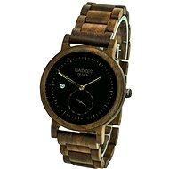 WAIDZEIT Maximilian white walnut XS01 - Pánské hodinky