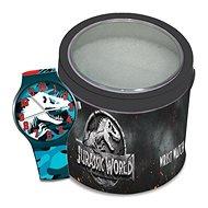 DISNEY JURASSIC WORLD – Tin Box 570703 - Dětské hodinky