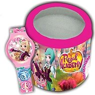 DISNEY REGAL ACADEMY - Tin Box 502202 - Dětské hodinky
