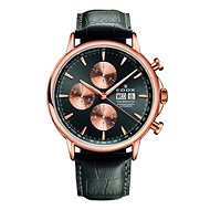 EDOX Les Bémonts 01120 37R GIR - Men's Watch