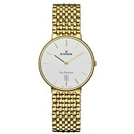 EDOX Les Genevez 27034 37J AID - Pánské hodinky