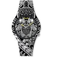 DOODLE Tattoo Mood DOAR002 - Hodinky