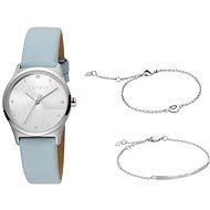 ESPRIT Blithe Silver Blue SET ES1L092L0015 - Dámské hodinky