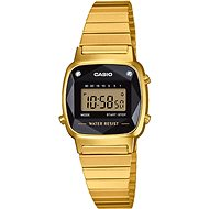 CASIO  VINTAGE LA670WEGD-1EF - Women's Watch