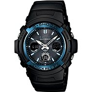 CASIO G-SHOCK AWG-M100A-1AER - Pánské hodinky