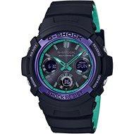 CASIO G-SHOCK AWG-M100SBL-1AER - Pánské hodinky