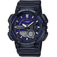 CASIO COLLECTION AEQ-110W-2A2VEF - Pánské hodinky