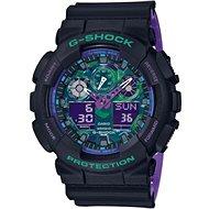 CASIO G-SHOCK GA-100BL-1AER - Pánské hodinky