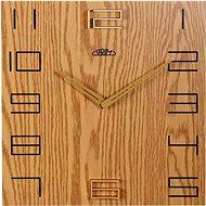 PRIM Wood Touch E07P.3954.51 - Nástěnné hodiny
