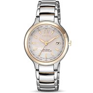 CITIZEN Ladies Radio Controlled EC1174-84D